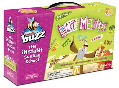 Buzz Grades 5&6 Txt Messages Kit Summer 2017 (Mixed Media Product)