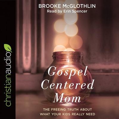 Gospel-Centred Mom Audio Book (CD-Audio)