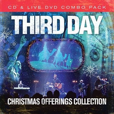 Christmas Offerings Collection CD & DVD (DVD & CD)