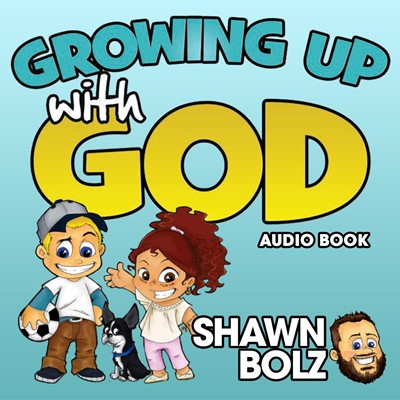 Growing Up With God Audio Book (CD-Audio)