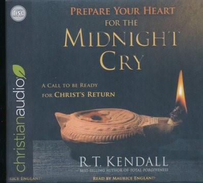 Prepare Your Heart For The Midnight Cry CD (CD-Audio)