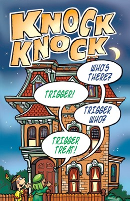 Knock, Knock (Pack Of 25) (Tracts)