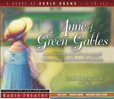 Anne Of Green Gables (CD-Audio)