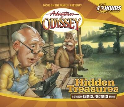 Hidden Treasures (CD-Audio)