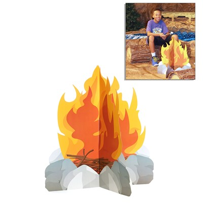 VBS 2018 Rolling River Rampage 3D Campfire Certificate