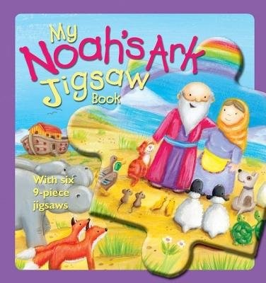 My Noah's Ark Jigsaw Book (Novelty Book)
