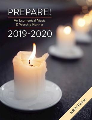 Prepare! 2019-2020 NRSV Edition (Spiral Bound)