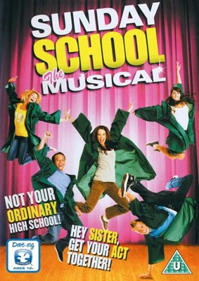 Sunday School the Musical DVD (DVD)