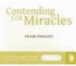Audio CD-Contending For Miracles (CD-Audio)