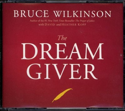 The Dream Giver CD (CD-Audio)