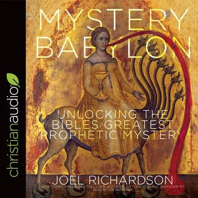 Mystery Babylon Audio Book (CD-Audio)