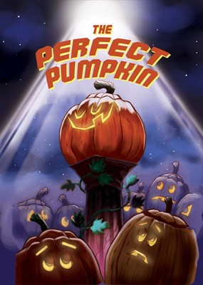 The Perfect Pumpkin (Pack Of 25) (Tracts)