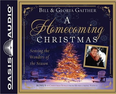 Homecoming Family Christmas (Audiobook - 5CDS) (CD-Audio)