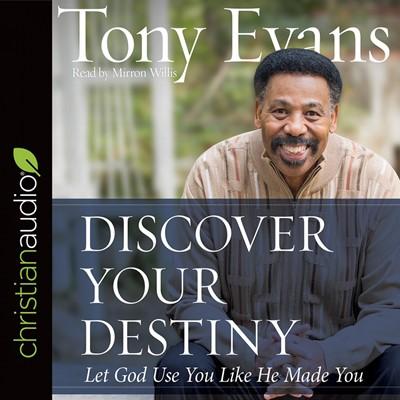 Discover Your Destiny Audio Book (CD-Audio)