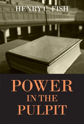 Power In The Pulpit (Booklet)