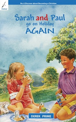 Sarah And Paul Go On Holiday Again (Paperback)