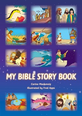 My Bible Story Book (Hard Cover)