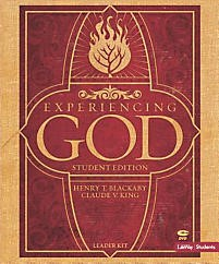 Experiencing God Youth DVD Set (Paperback w/DVD)