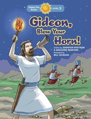 Gideon, Blow Your Horn! (Paperback)