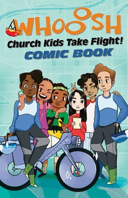 Vacation Bible School (VBS) 2019 WHOOOSH Church Kids Comic (Comic)