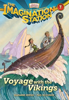 Voyage With the Vikings (Paperback)
