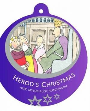 Herod's Christmas Pack of 10 + 1 (Novelty Book)