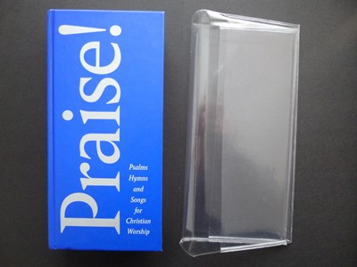 Plastic Covers For Praise! Words Edition (Paperback)
