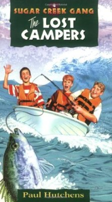 The Lost Campers (Paperback)