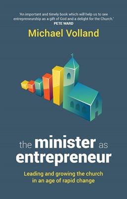 The Minister As Entrepreneur (Paperback)