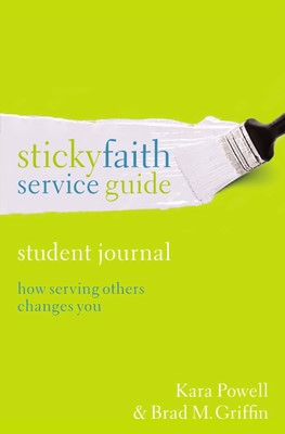 Sticky Faith Service Guide, Student Journal (Paperback)