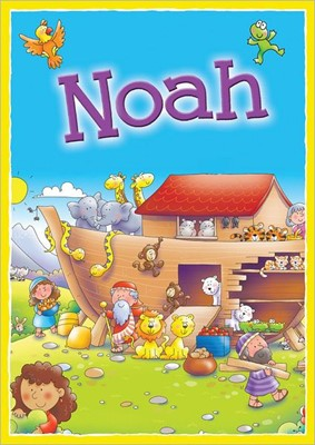 Noah Activity Pack (Mixed Media Product)