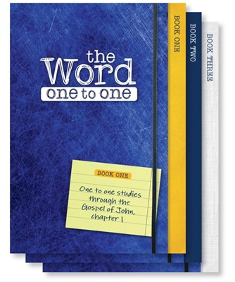 The Word One To One: Pack One (Set Of 2) (Paperback)