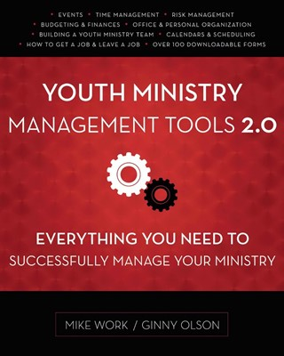 Youth Ministry Management Tools 2.0 (Paperback)
