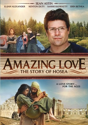Amazing Love - The Story Of Hosea DVD (DVD)