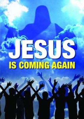 Jesus is Coming Again Tracts (Pack of 50) (Tracts)