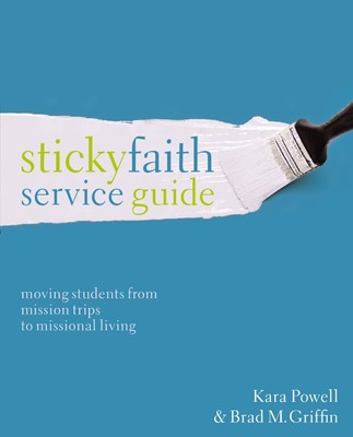 Sticky Faith Service Guide (Paperback)