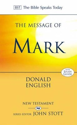 The BST Message of Mark (Paperback)