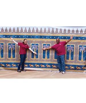 VBS Babylon Brick Wall (General Merchandise)