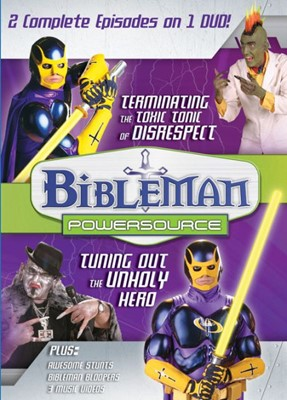 Bibleman Powersource Vol. 8: Terminating The Toxic Tonic Of (DVD Video)