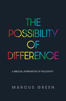 The Possibility Of Difference (Paperback)