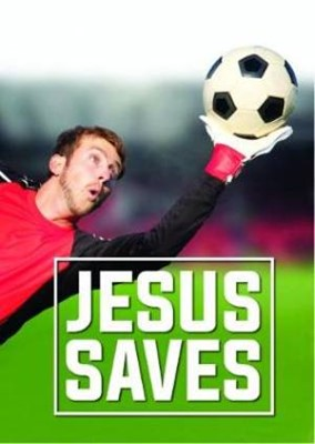 Jesus Saves Tracts (Pack of 50) (Tracts)