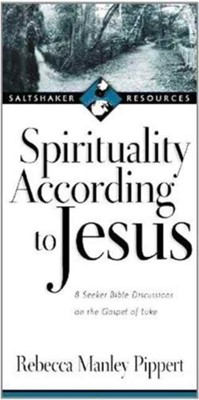 Spirituality According To Jesus (Pamphlet)