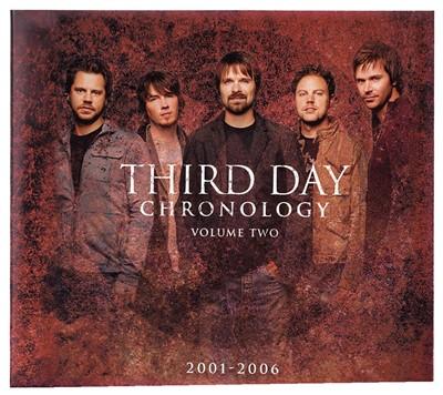 Chronology Vol 2 2001-2006 CD & DVD (DVD & CD)