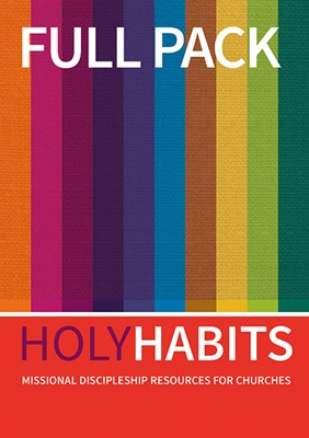 Holy Habits Full Course Pack (Pack)