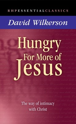 Hungry For More Of Jesus (Paperback)