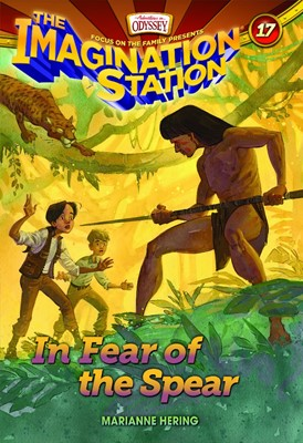 In Fear of the Spear (Paperback)