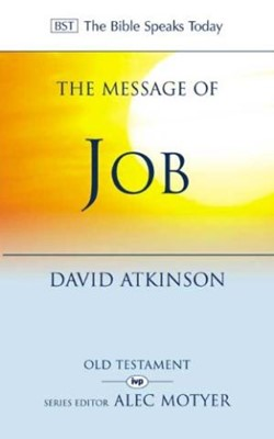 The BST Message of Job (Paperback)