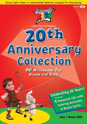 20th Anniversary Collection (6 CDs) (CD-Audio)