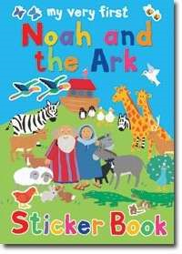 My Very First Noah And The Ark Sticker Book (Novelty Book)