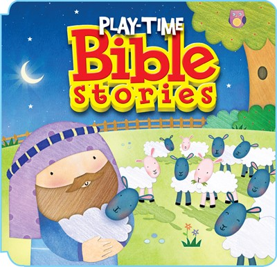 Play-Time Bible Stories (Novelty Book)